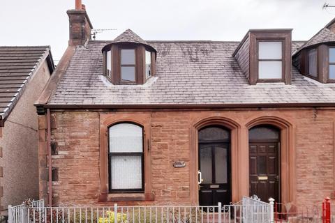 2 bedroom semi-detached house for sale - 61 Queen Street, Lochmaben, DG11 1PS
