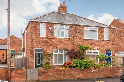 2 bedroom semi-detached house to rent - Count De Burgh Terrace, York, YO23