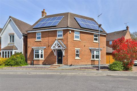 4 bedroom detached house for sale - Hornscroft Park, Hull, East Yorkshire, HU7