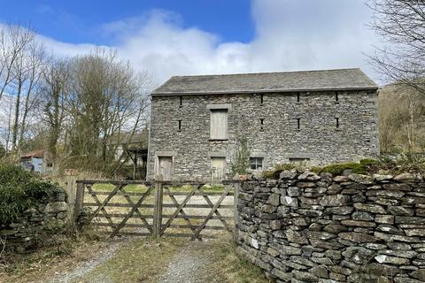 Farm land for sale - Barn & Land at High Nibthwaite, Coniston LA12