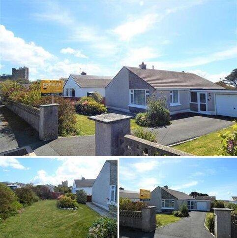 3 bedroom bungalow for sale - Castle Close, Roch, Haverfordwest