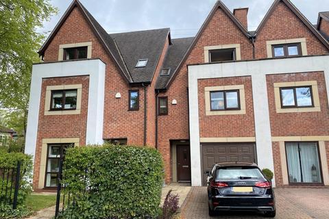4 bedroom townhouse to rent - Darley Avenue, Chorlton