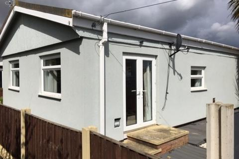1 bedroom mobile home for sale - Willow Park, Gladstone Way