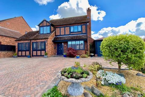 5 bedroom detached house for sale - Chesterton Close, Hunt End