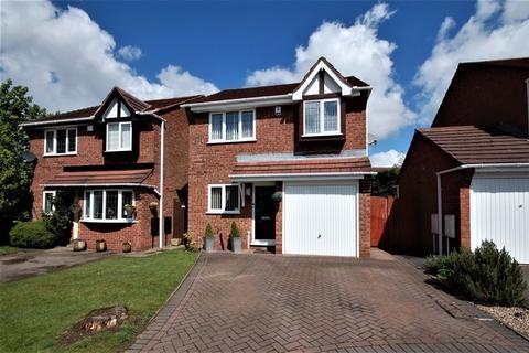 3 bedroom detached house for sale - Cornflower Close, Featherstone, Wolverhampton WV10