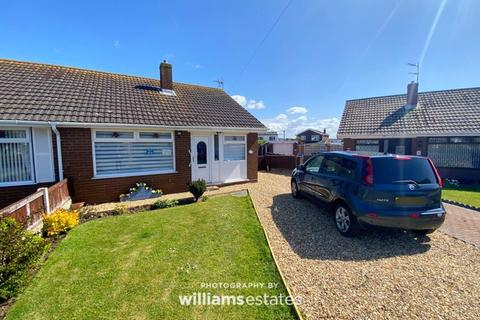 2 bedroom semi-detached bungalow for sale - Wells Close, Prestatyn