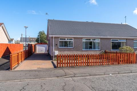 2 bedroom semi-detached bungalow for sale - 9 Skeldon Drive, Dalrymple, KA6 6DD