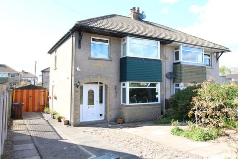 3 bedroom semi-detached house for sale - Moss Carr Avenue, Thwaites Brow, Keighley, BD21
