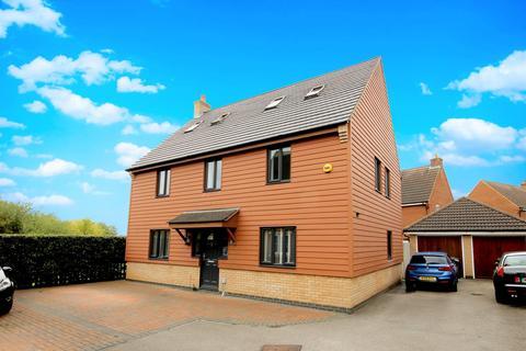 5 bedroom detached house for sale - Kerrison Close, Lidlington, Bedfordshire, MK43