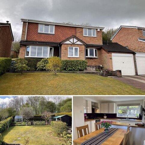 3 bedroom detached house for sale - Hillside Drive, Leek