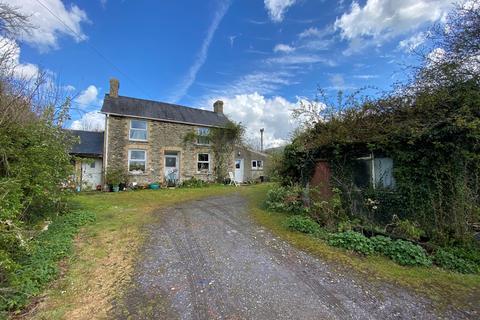 2 bedroom property with land for sale - Pentrecwrt, Llandysul, SA44