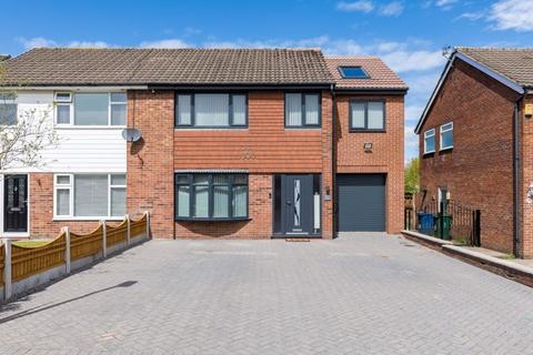 4 bedroom semi-detached house for sale - Hallbridge Gardens, Upholland, WN8 0ER