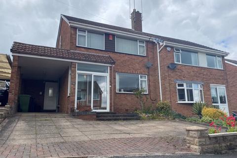 3 bedroom semi-detached house for sale - Blythe Avenue, Stoke-On-Trent