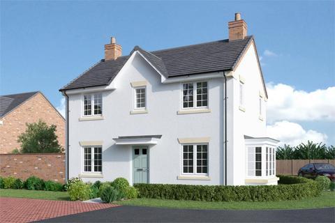 3 bedroom detached house for sale - Plot 101, Darwin (DA) at Turnstone Grange, Back Lane, Somerford CW12