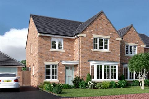 4 bedroom detached house for sale - Plot 102, Mitford at Turnstone Grange, Back Lane, Somerford CW12