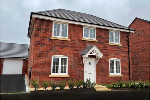 3 bedroom detached house for sale - Plot 168, Elmley at Charters Gate Phase 2, Park Lane, Castle Donington DE74