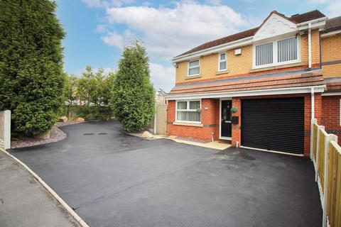 3 bedroom semi-detached house for sale - Whitfield Road, Kidsgrove, Stoke-On-Trent