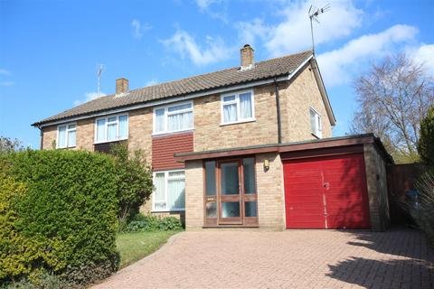 3 bedroom semi-detached house for sale - St. Michaels Way, Partridge Green,