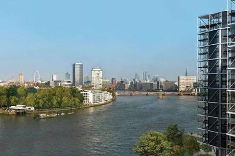 2 bedroom flat to rent - 1 Riverlight Quay,Vauxhall, SW11 8AU