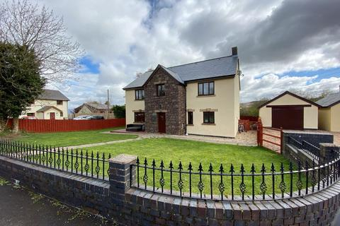 5 bedroom detached house for sale - Waenllapria, Llanelly Hill, Abergavenny, NP7