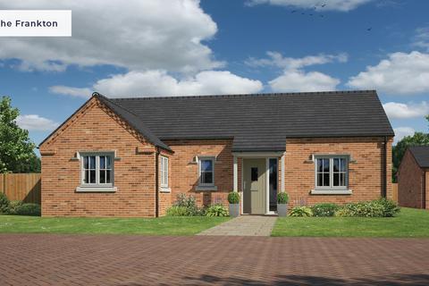 3 bedroom detached bungalow for sale - Plot 11, Tilley Grove, Wem, Shrewsbury