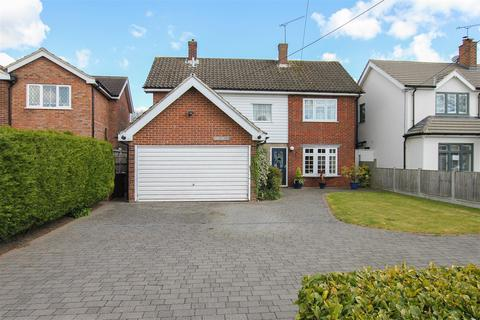 4 bedroom detached house for sale - Fingrith Hall Road, Blackmore, Ingatestone