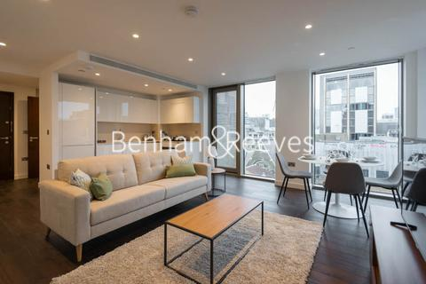 1 bedroom apartment to rent - Rosemary Building, Royal Mint Gardens, E1