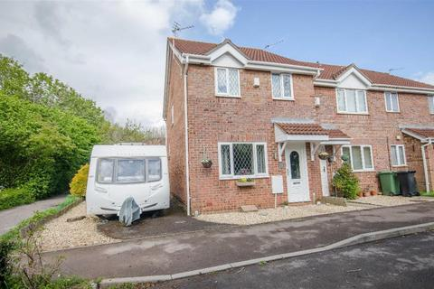 3 bedroom end of terrace house for sale - Goodwood Gardens, Bristol, BS16 6SH