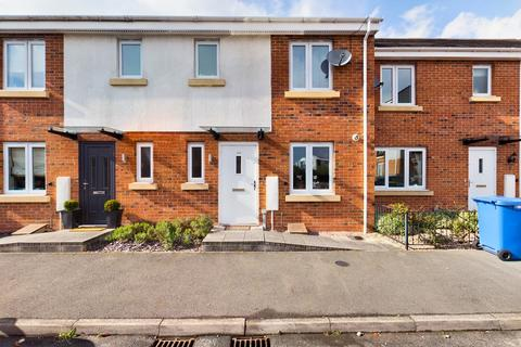 3 bedroom townhouse for sale - Poundlock Avenue, Hanley, Stoke-on-Trent, ST1