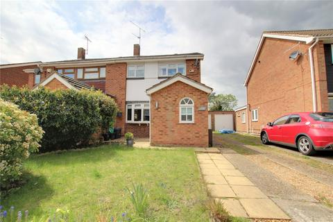 3 bedroom semi-detached house for sale - Millbank Crescent, Woodley, Reading, RG5