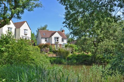 4 bedroom detached house for sale - Waters Edge, Station Road, Pulborough, West Sussex, RH20
