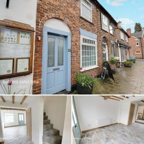 2 bedroom cottage for sale - Shropshire Street, Audlem