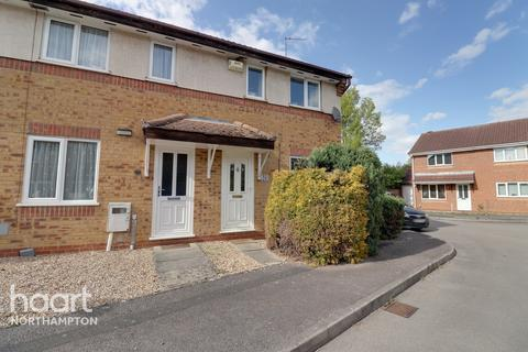 2 bedroom end of terrace house for sale - Twyford Close, Northampton