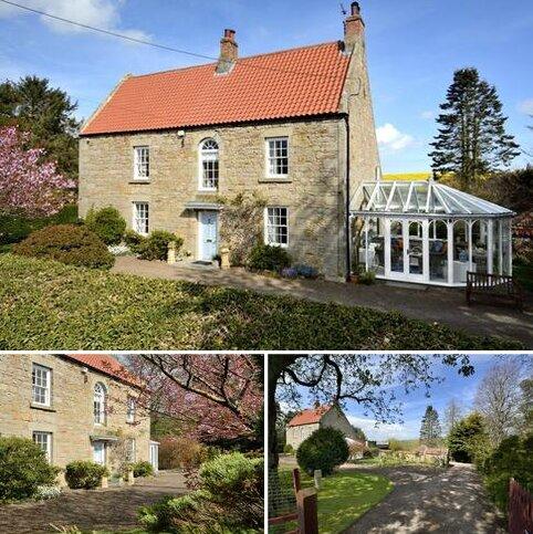 3 bedroom detached house for sale - Kyloe Lodge, Fenwick, Berwick-Upon-Tweed, TD15