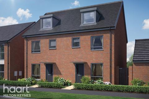 3 bedroom terraced house for sale - The Marigold at The Wavendon Collection, Milton Keynes