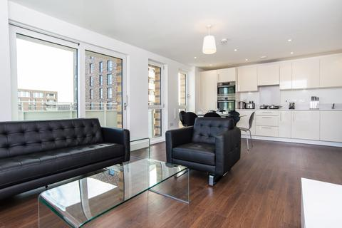 3 bedroom apartment to rent - Ivy Point, No. 1 The Avenue, Bow E3