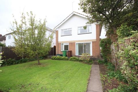 4 bedroom detached house to rent - Eldon Road, Fairview, Cheltenham, GL52