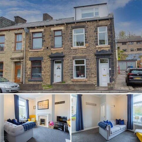 4 bedroom end of terrace house for sale - Bacup Road, Rawtenstall, Rossendale, BB4