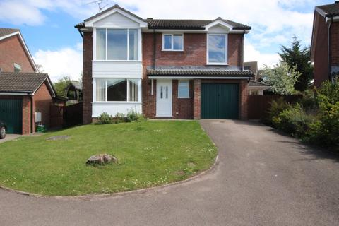 5 bedroom detached house to rent - Maddox Close, Monmouth, NP25