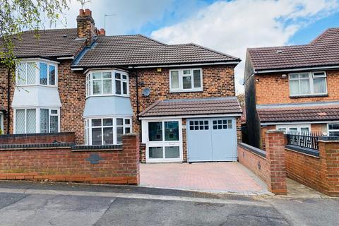 4 bedroom semi-detached house for sale - Sandwell Road, Handsworth, Birmingham, West Midlands B21 8PD