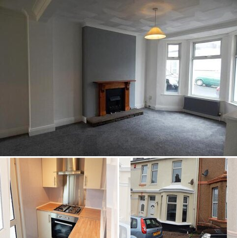2 bedroom terraced house to rent - Maristow Avenue, Keyham, Plymouth PL2