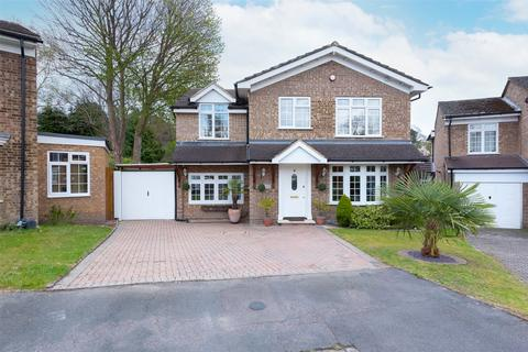 4 bedroom detached house for sale - Camberley, GU15