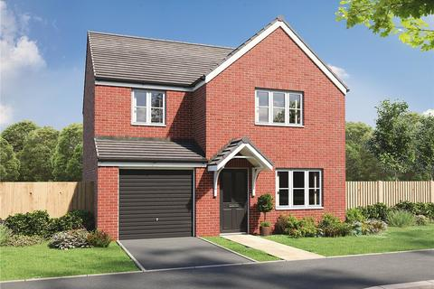 4 bedroom detached house for sale - Plot 130, The Burnham at Marine Point, Old Cemetery Road TS24