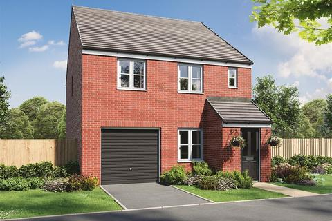 3 bedroom semi-detached house for sale - Plot 138, The Delamare at Marine Point, Old Cemetery Road TS24