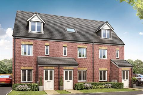 3 bedroom end of terrace house for sale - Plot 136, The Saunton   at Marine Point, Old Cemetery Road TS24