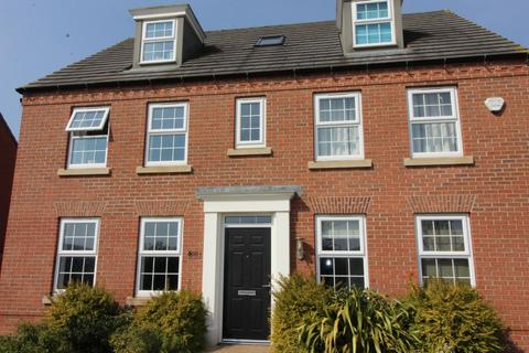 5 bedroom detached house to rent - 5 Lucilla Close