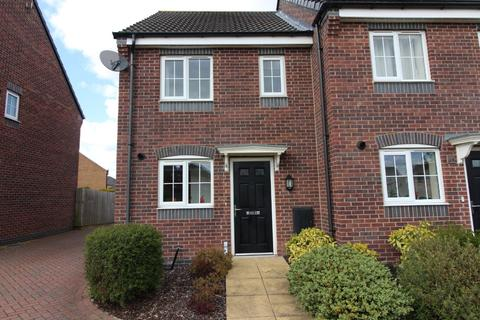 2 bedroom townhouse to rent - Glover Close, Annesley,