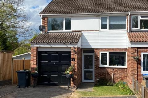 3 bedroom end of terrace house for sale - Court Leet, Binley Woods, Coventry, CV3