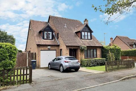 4 bedroom detached house for sale - Dellfield, Oakley