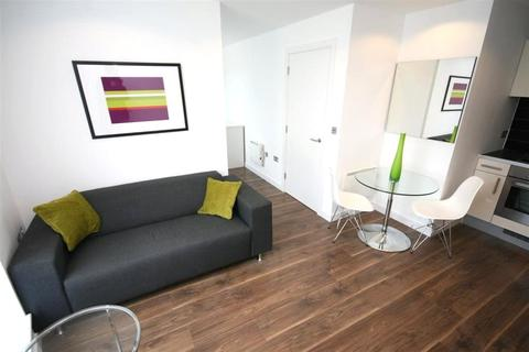 Studio to rent - The Heart MediaCityUK Salford Quays M50